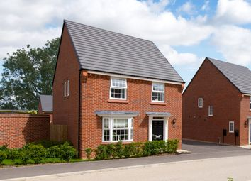 "Thumbnail 4 bedroom detached house for sale in ""Irving"" at Callow Hill Way, Littleover, Derby"