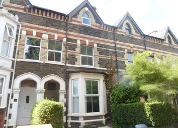 Thumbnail 4 bed property to rent in Romilly Crescent, Canton, Cardiff