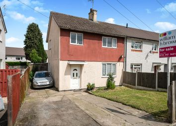 3 bed semi-detached house for sale in Carrwood Road, Renishaw, Sheffield S21
