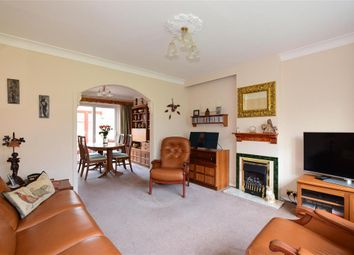 Thumbnail 3 bed semi-detached house for sale in Boxley Road, Walderslade, Chatham, Kent