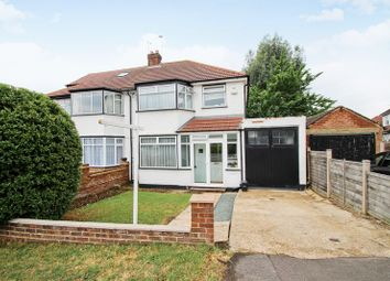 Thumbnail 3 bedroom semi-detached house for sale in Pinner Road, Pinner