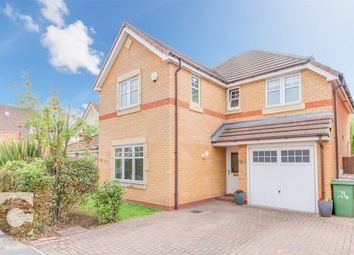 Thumbnail 4 bed detached house for sale in Glamis Close, Prenton, Merseyside