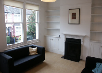 Thumbnail 4 bed maisonette to rent in Harberton Road, Whitehall Park