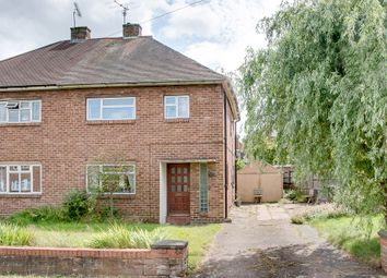 Thumbnail 3 bed semi-detached house for sale in Housman Close, Charford, Bromsgrove