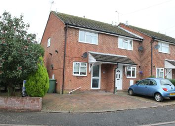 Thumbnail 2 bed terraced house to rent in Stevens Close, Bexhill-On-Sea