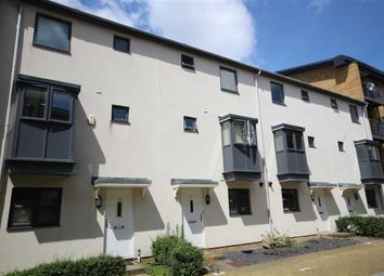 Thumbnail 3 bed town house for sale in Tuke Walk, Okus, Swindon