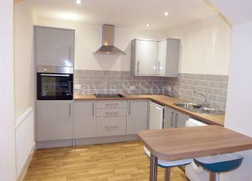 Thumbnail 1 bed flat to rent in Mill Street, Caerleon, Newport, Newport.