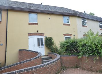 Thumbnail 2 bed terraced house for sale in Waldegrave, Bowthorpe, Norwich, Norfolk