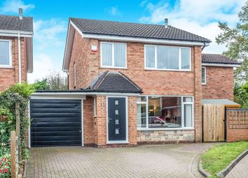 Thumbnail 4 bed detached house for sale in Chesterwood, Hollywood, Birmingham