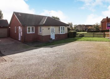 Thumbnail 2 bed detached bungalow for sale in Oswestry Close, Oakwood, Derby