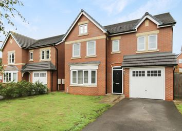 Thumbnail 4 bed detached house for sale in Curzon Road, Southport