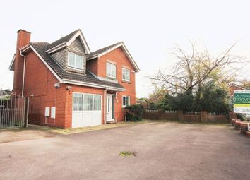 Thumbnail 4 bed detached house for sale in Cedarwood Court, Huyton, Liverpool
