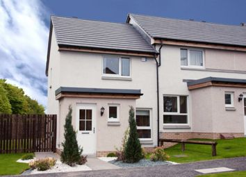 Thumbnail 3 bed semi-detached house for sale in Easter Langside Gardens, Dalkeith