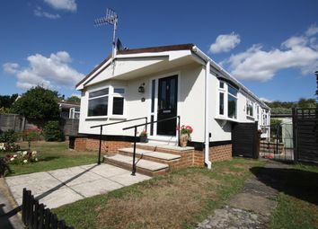 Thumbnail 3 bed mobile/park home for sale in Three Arches Park, Redhill