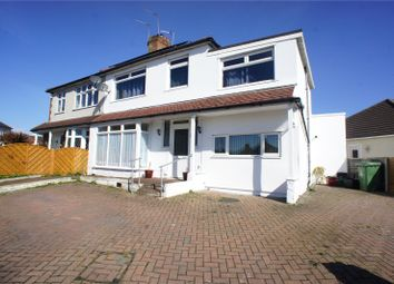 Thumbnail 4 bed detached house for sale in Bedonwell Road, Belvedere, Kent