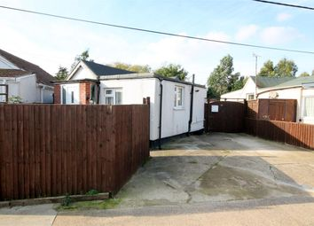 Thumbnail 1 bed bungalow for sale in Lake Way, Jaywick, Clacton-On-Sea