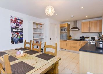 Thumbnail 3 bedroom semi-detached house for sale in Songbird Close, Darley Abbey, Derby