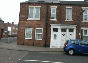 Thumbnail 4 bedroom maisonette to rent in Eglesfield Road, South Shields