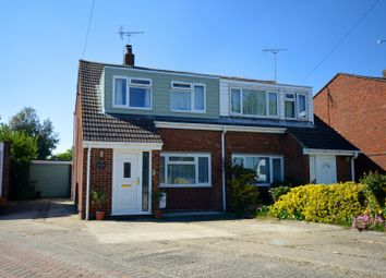Thumbnail 3 bed property for sale in Francis Way, Silver End, Witham