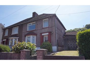 Thumbnail 3 bed semi-detached house for sale in Goytre Road, Port Talbot