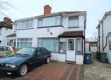 Thumbnail 4 bed semi-detached house to rent in Welbeck Road, South Harrow, Harrow