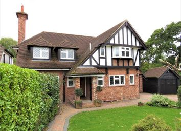 Thumbnail 4 bed detached house for sale in Highlands Road, Barton On Sea, New Milton