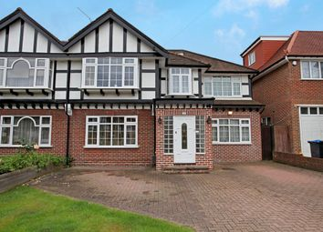 Thumbnail 5 bed semi-detached house for sale in Grasmere Avenue, London