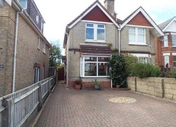 Thumbnail 3 bed semi-detached house for sale in Poole, Dorset, England