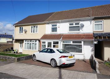 Thumbnail 3 bed terraced house for sale in Hawthorne Avenue, Penarth