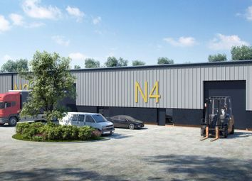Thumbnail Industrial to let in Kingmoor Park Central, New Build Units N1-N8, Carlisle