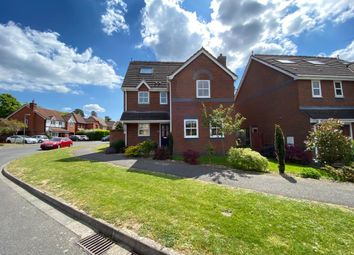 Thumbnail 5 bed detached house for sale in Frimley, Camberley