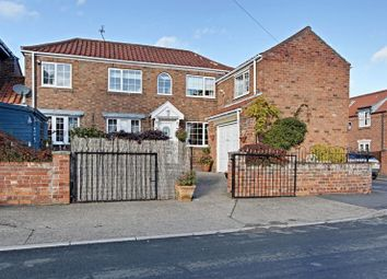 Thumbnail 3 bed detached house for sale in Howe Lane, Goxhill, Barrow-Upon-Humber