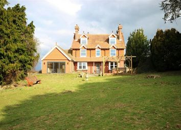 Thumbnail 4 bed detached house to rent in High Street, Barcombe