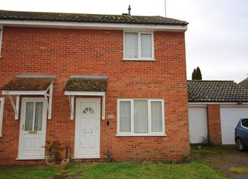 Thumbnail 3 bed semi-detached house for sale in Eckersley Drive, Fakenham