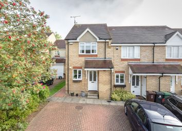 Thumbnail 2 bed semi-detached house for sale in Orient Close, St Albans