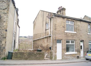 Thumbnail 2 bed end terrace house to rent in Halifax Road, Keighley, West Yorkshire