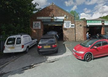 Thumbnail Commercial property for sale in Unit For Sale, Chapel Road, Liverpool
