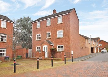 Thumbnail 4 bed detached house for sale in Bricklin Mews, Hadley, Telford