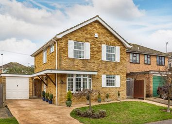 Thumbnail 4 bedroom detached house for sale in Chesterton Close, East Grinstead
