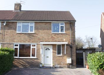 Thumbnail 3 bed semi-detached house for sale in Bollin Avenue, Bowden, Greater Manchester