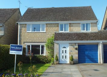 Thumbnail 5 bed link-detached house for sale in Alexander Drive, Cirencester