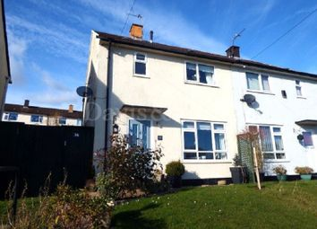 Thumbnail 2 bed semi-detached house for sale in Brynglas Drive, Off Malpas Road, Newport.