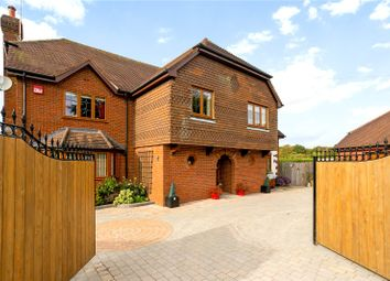 Thumbnail 5 bed detached house for sale in Homestead Road, Medstead, Alton, Hampshire
