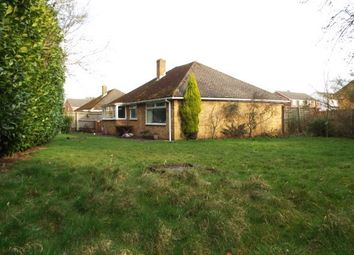 Thumbnail 2 bed bungalow to rent in Mallicot Close, Lichfield