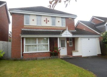 Thumbnail 4 bedroom detached house to rent in Murby Way, Thorpe Astley, Leicester