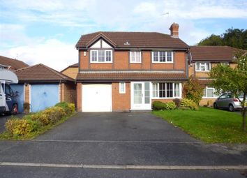 Thumbnail 4 bed detached house to rent in Elmbridge Drive, Shirley