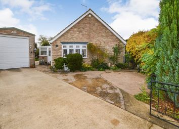 Thumbnail 3 bed detached bungalow for sale in West Milll, Easton On The Hill, Stamford