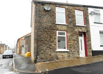 Thumbnail 2 bedroom end terrace house for sale in Treharne Street, Pentre