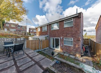 Thumbnail 3 bed semi-detached house for sale in Lynnes Close, Blidworth, Nottingham