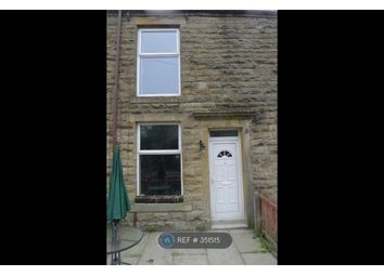Thumbnail 2 bed terraced house to rent in Lincoln Place, Haslingden, Rossendale